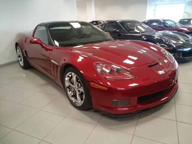 2010 Corvette Grand Sport Coupe 4LT