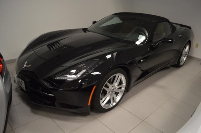 2014 Chevrolet Corvette Stingray Convertible Z51 2LT