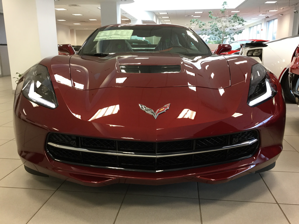Knoxville Used Cars >> 2019 Chevrolet Corvette Stingray Coupe Z51 2lt | Upcoming Chevrolet