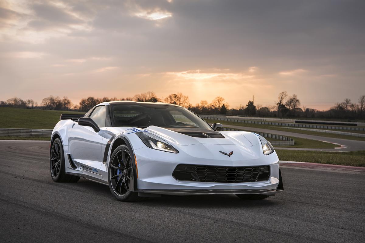 Chevrolet Releases 2018 Corvette Pricing - MacMulkin Corvette - 2nd Largest Corvette Dealer in ...
