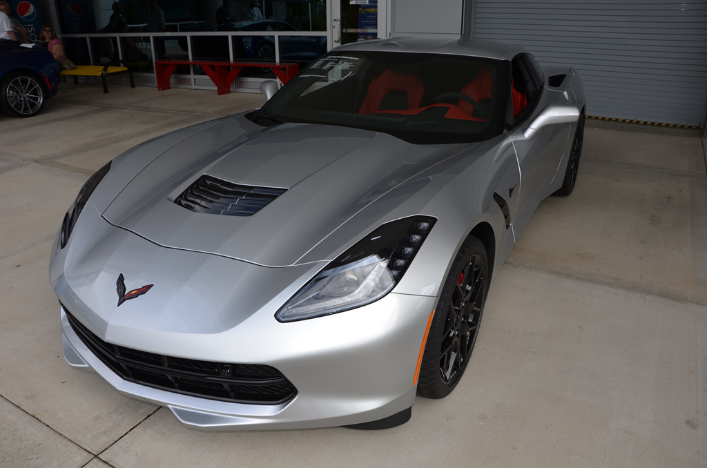 National Corvette Museum >> 2018 Corvette Stingray Coupe - 2LT - MacMulkin Corvette - 2nd Largest Corvette Dealer in the ...