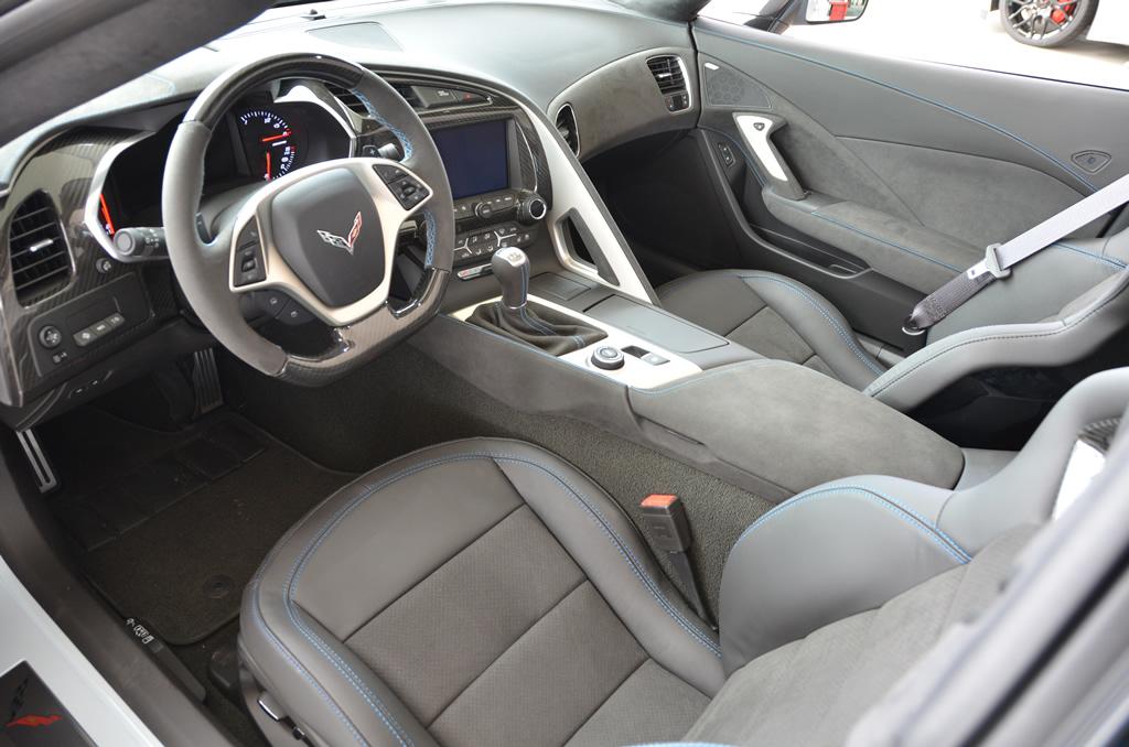 2018 Corvette Z06 3lz Carbon 65 Edition Macmulkin