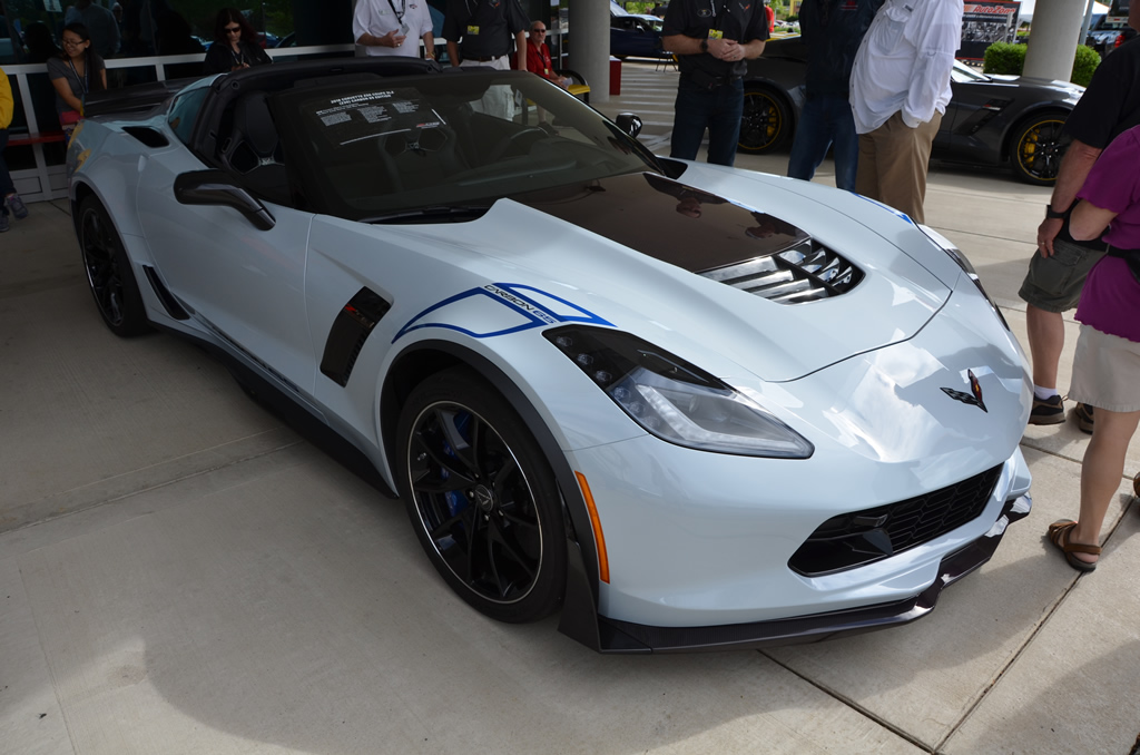 2018 Corvettes At The National Corvette Museum Annual Bash