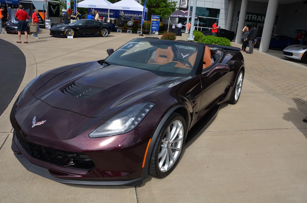 2018 Corvette Grand Sport Convertible 2LT - MacMulkin Corvette - 2nd Largest Corvette Dealer in ...